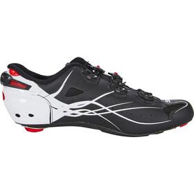 Sidi Shot Chaussures Homme, matt black/white